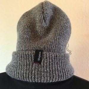 Britton Grey Heather hat